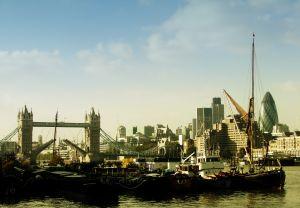 Kosmopolityczny Londyn