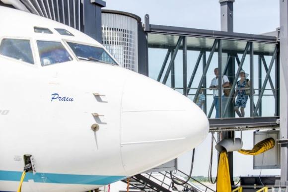 Port Lotniczy Wrocław: prawie 15% wzrostu w maju LIFESTYLE, Podróże - Wzrosty we wszystkich segmentach ruchu lotniczego, a największy w przypadku połączeń czarterowych - tak prezentują się majowe statystyki wrocławskiego lotniska.