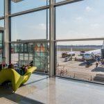 Wakacyjne wzrosty na wrocławskim lotnisku