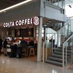 COSTA COFFEE wzmacnia ofertę na Lotnisku Chopina