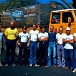 RAFAMET – PORĘBA – DEFUM sponsorami wyprawy Canoandes'79